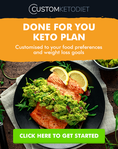 Full Specification Custom Keto Diet Plan