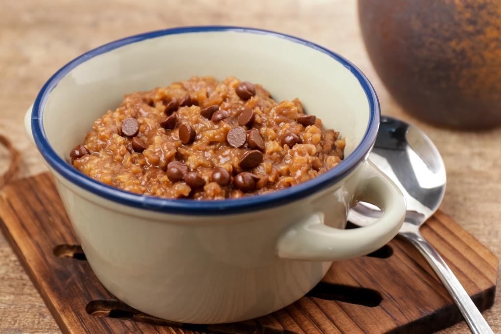 Keto Choco Peanut Butter Porridge