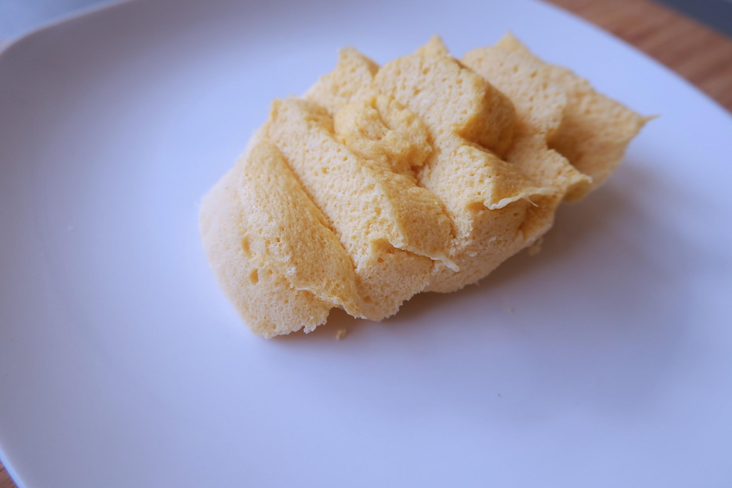 One Minute Keto Muffin