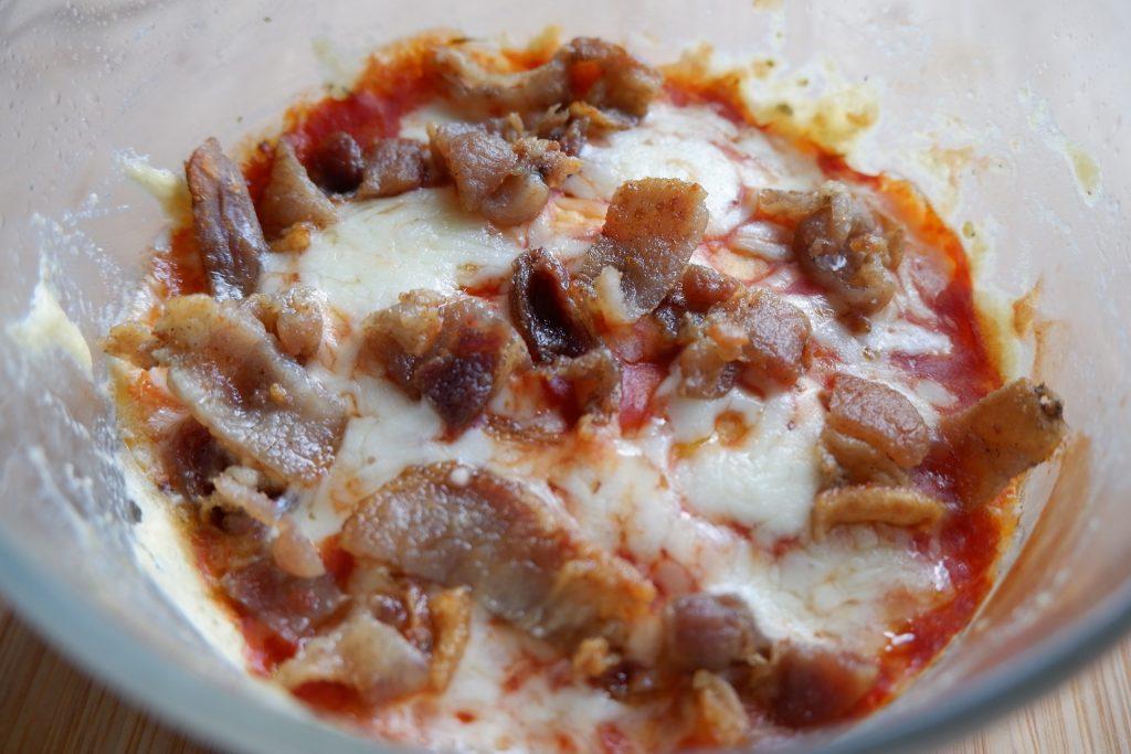 Super Easy Keto Pizza